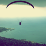 Paragliding_take-off