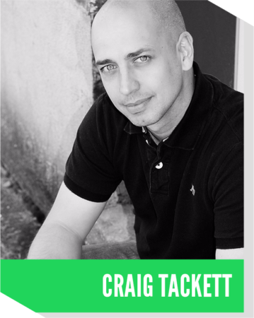 Craig Tackett