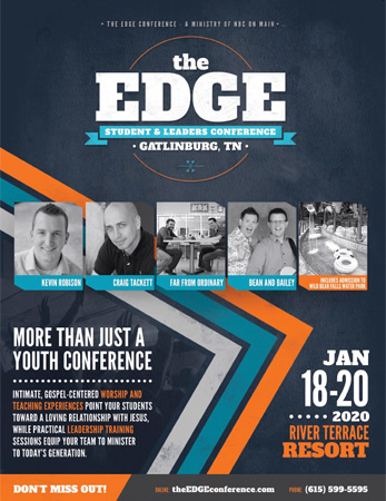 The Edge Conference 2020 Cover