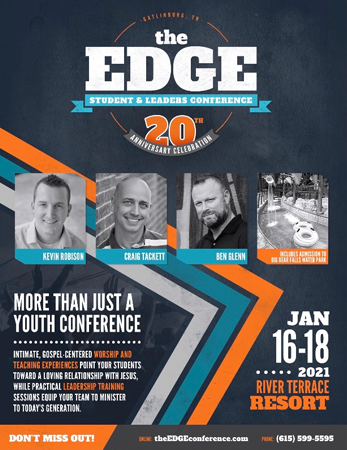 The EDGE Conference 2021