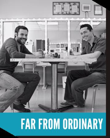 Far From Ordinary